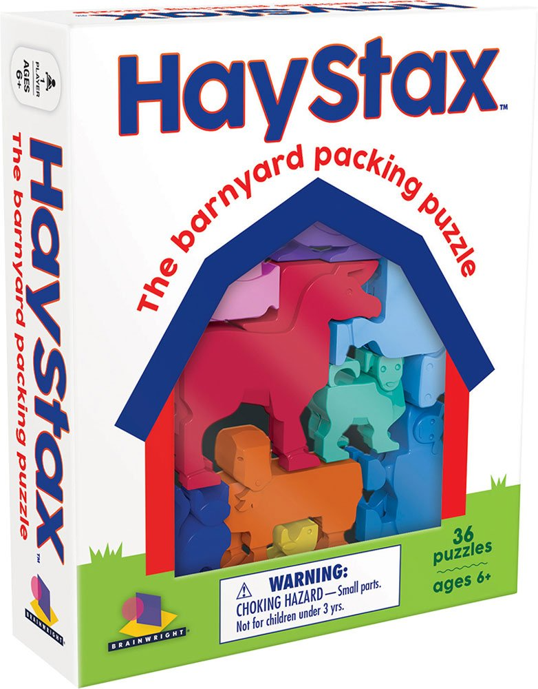 Hay Stax Game