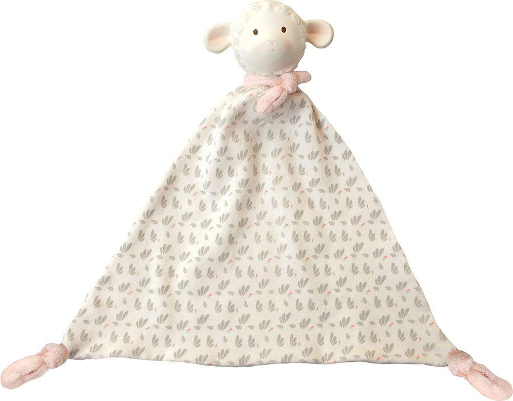 Lila Lamb Comforter Pink