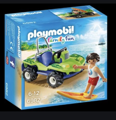 Pm Surfer With Beach Quad