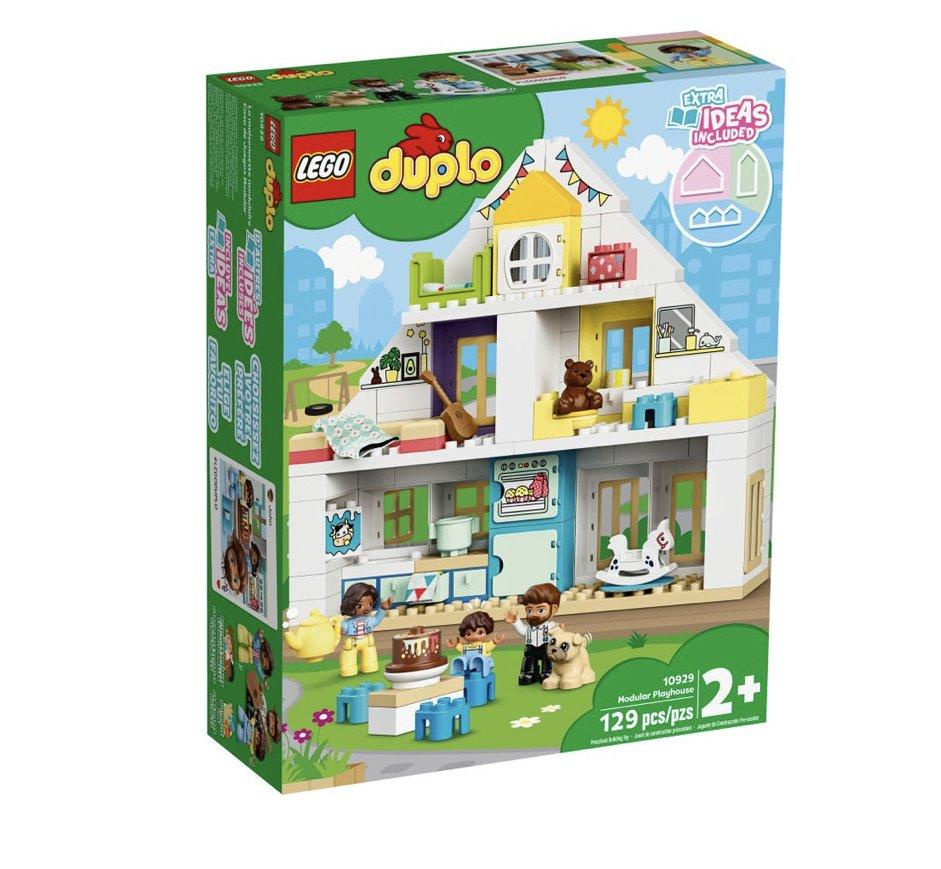 Duplo Modular Playhouse