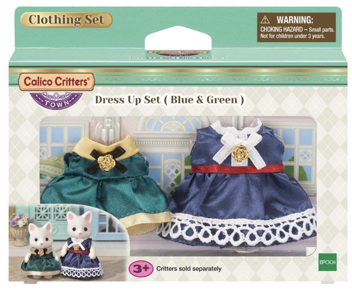CC Blue & Green Dress Up Set