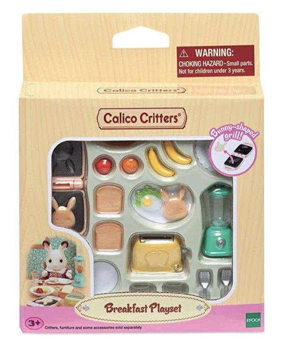 CC Breakfast Playset
