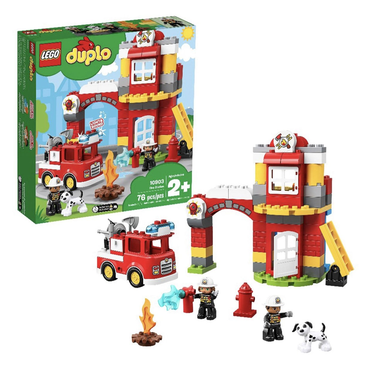 Duplo Fire Station