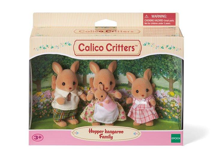 Cc Hopper Kangaroo Family