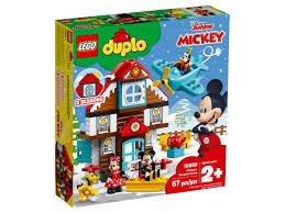 Duplo Mickeys Vacation House