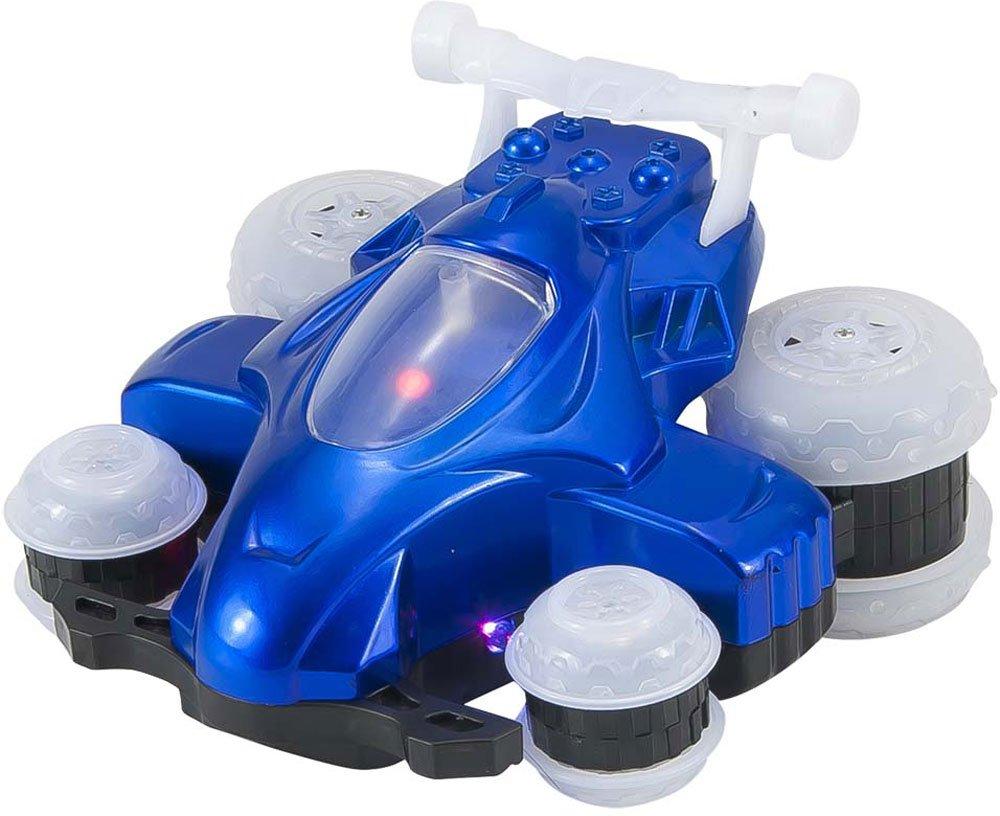 Blue Hoverquad mini R/C Car MHz49