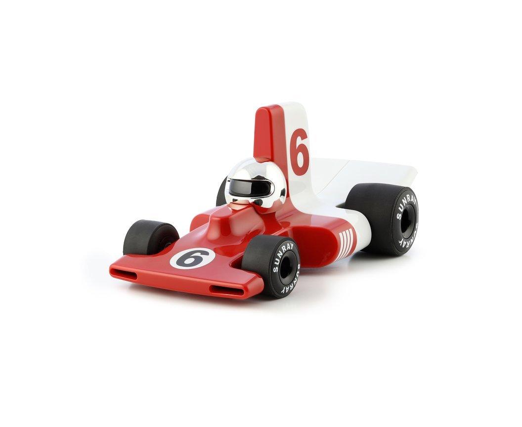 Red Verve Velocita Car Playforever