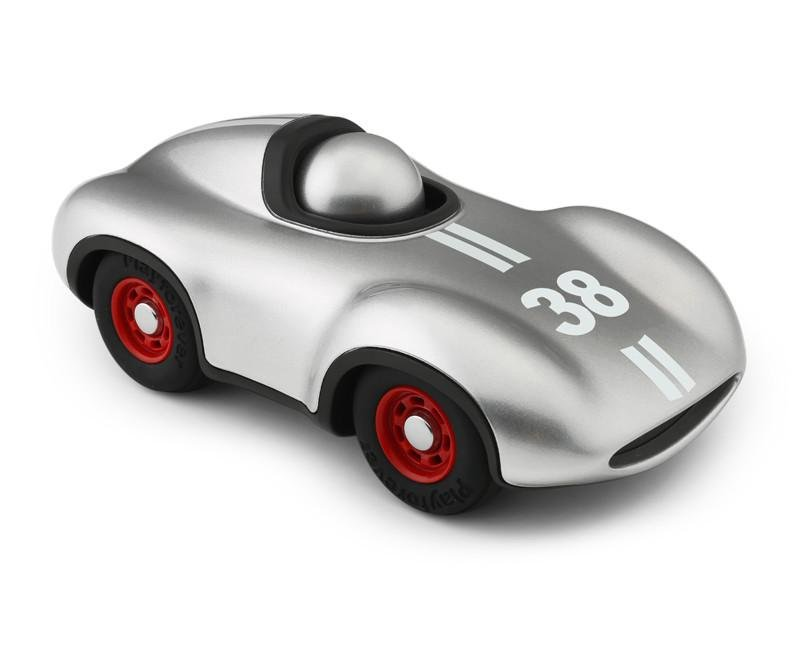 Silver Mini Speedy LeMans Playforever