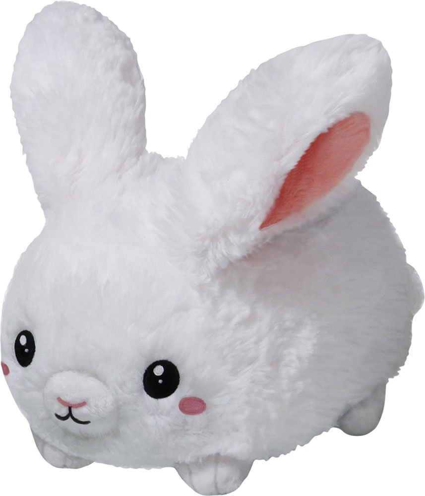 Mini Fluffy Bunny Squishable