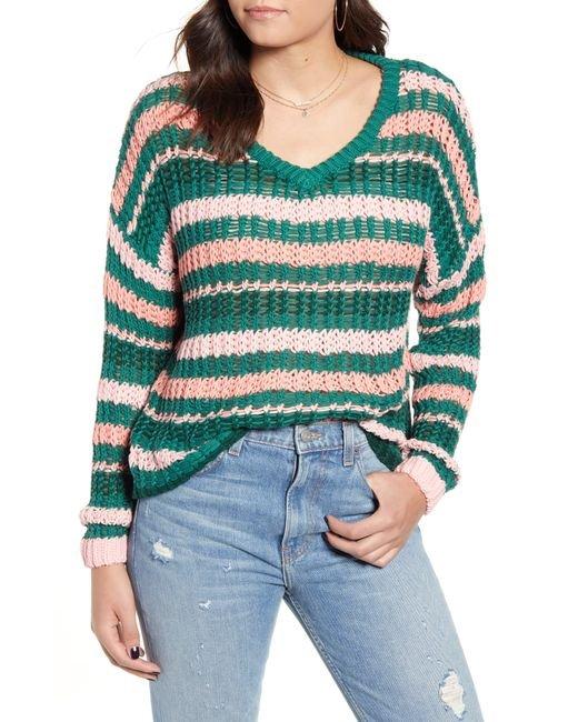 MinkPink Multi Remy Knit Sweater