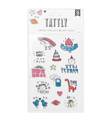 Tattly Party Pals