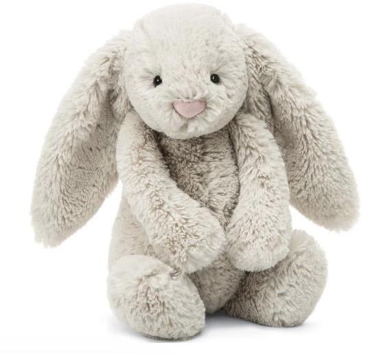 Jellycat Medium Bashful Oatmeal Bunny