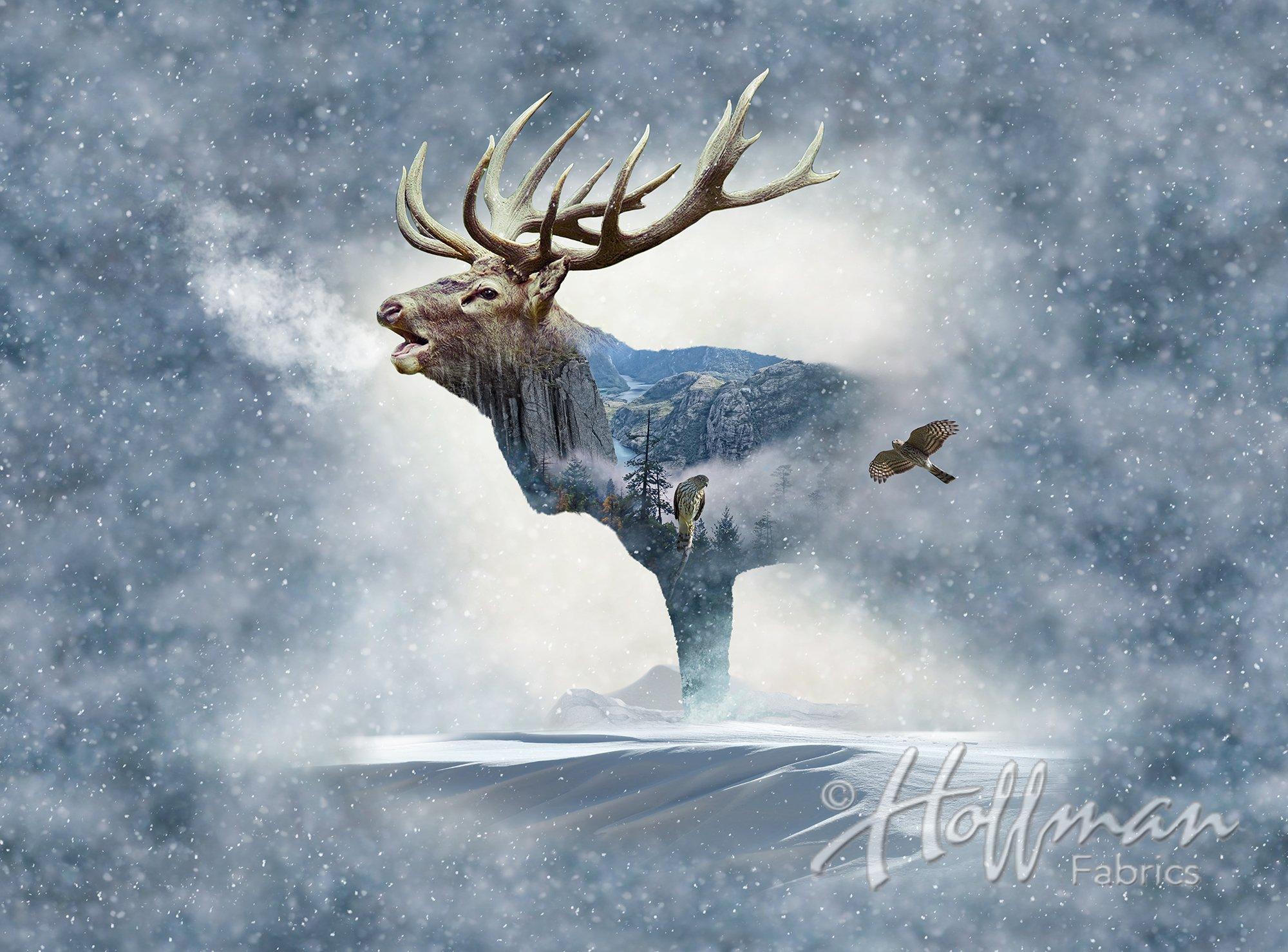 Call of the Wild - Fog (Elk)