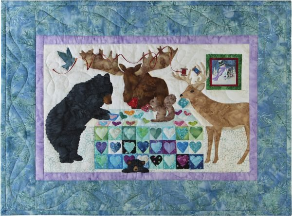 The Quilting Bee Block 2 February