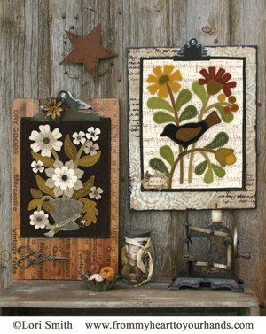 Clipboard Quilts #10
