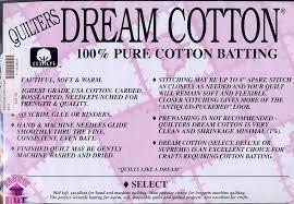 Cotton Select crib