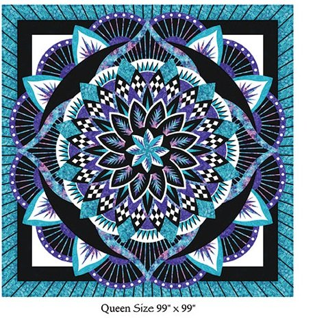 Summer in Cabo-Dinner Plate Dahlia - Pattern sold separately