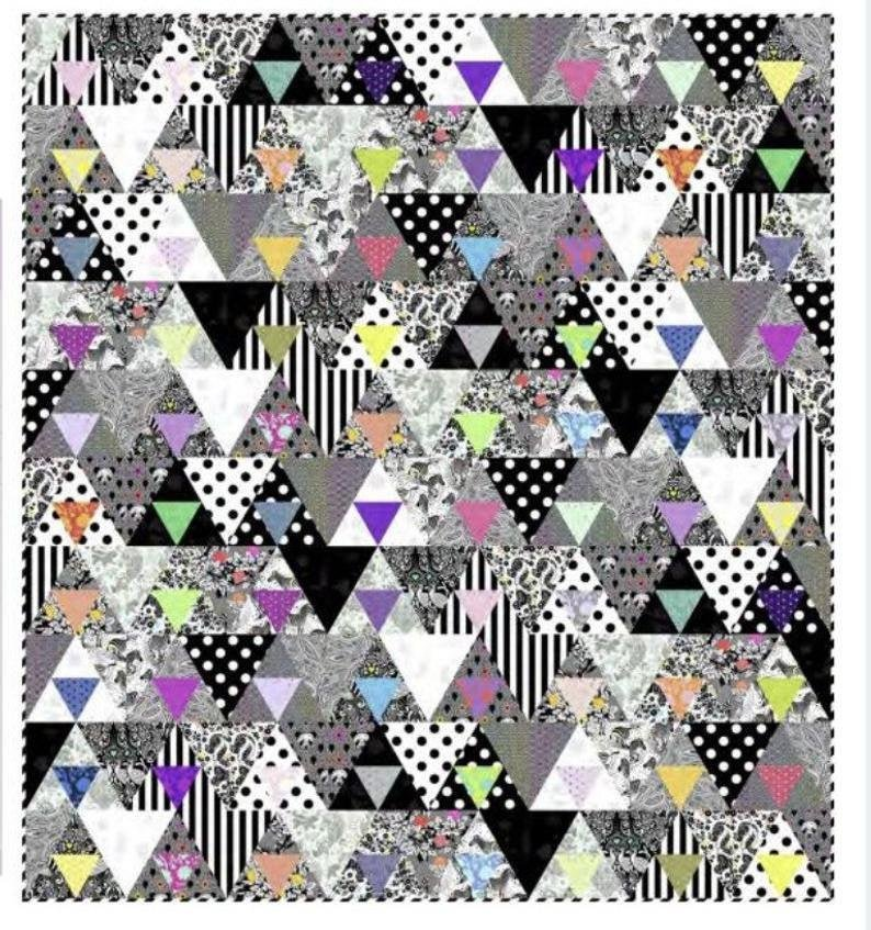 Equilateral Quilt