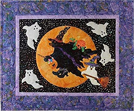 Beary Be-Witching Block 10 October