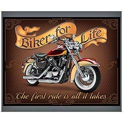 Biker for Life Panel
