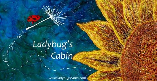 Ladybug's Cabin Logo
