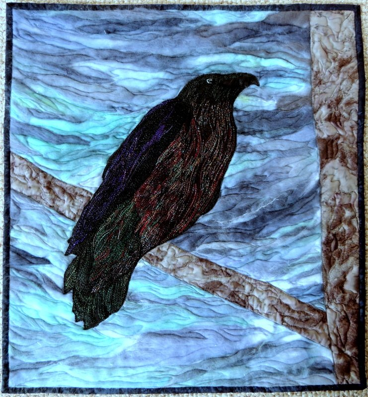 SOLD  --RAVEN DREAMING