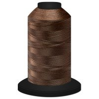 GLIDE 60 FILAMENT POLYESTER- CHOCOLATE 5000 M KING SPOOL