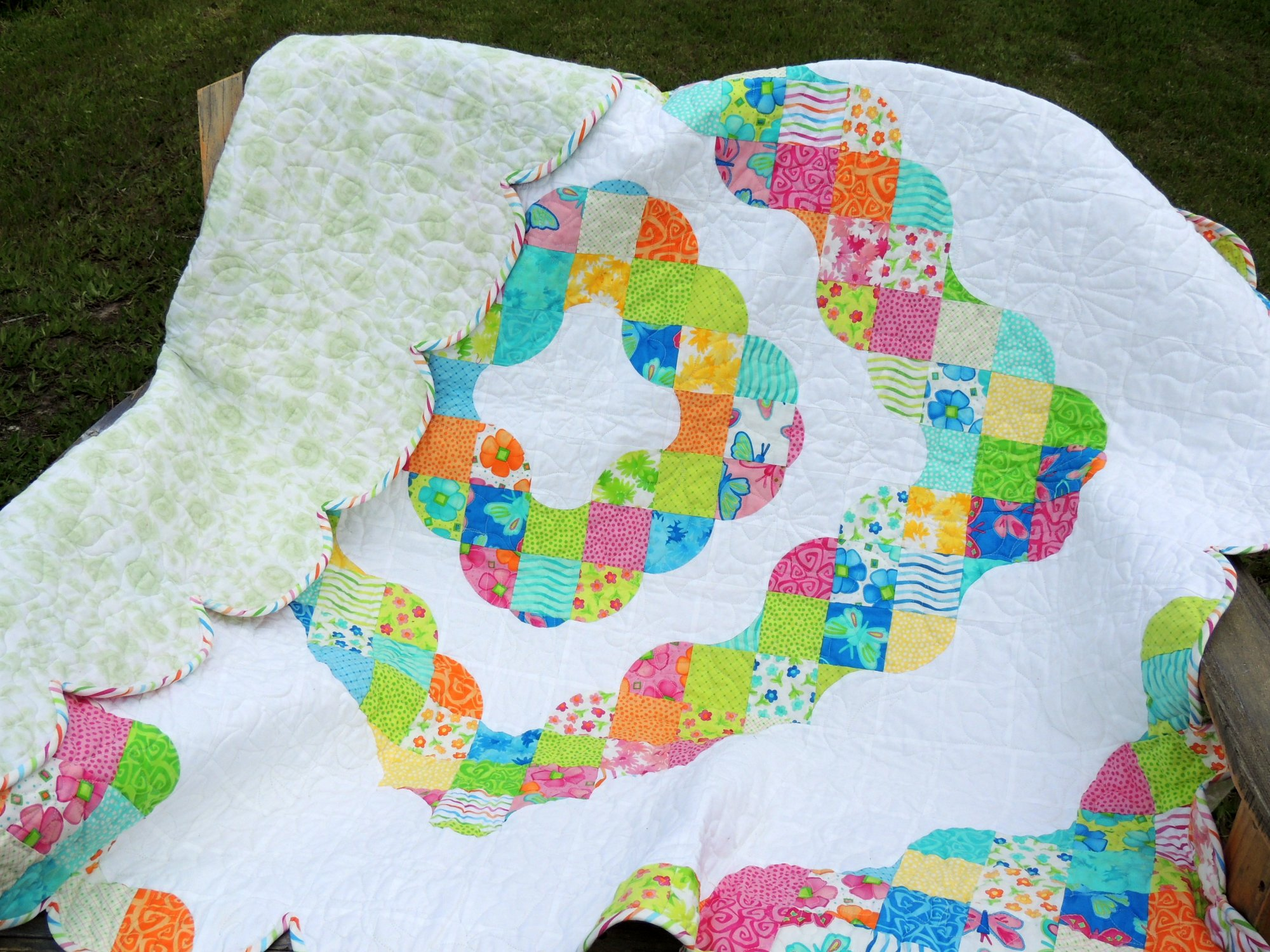 Summer Breeze Kid's Quilt