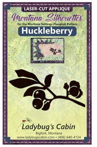 Huckleberry Montana Silhouette Applique