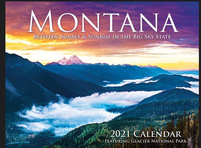 John Ashley 2021 Montana Calendar