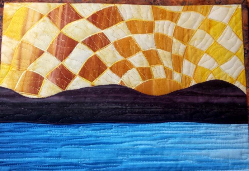 Class Kit: 1/2 Circle Curvy Woven Landscape