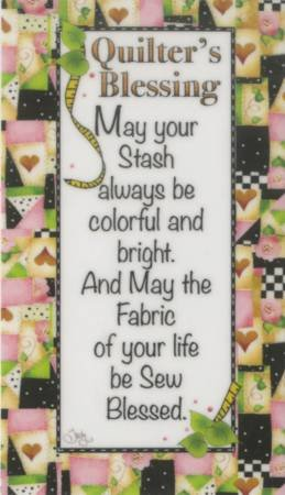 MAGNET QUILTERS BLESSING STASH