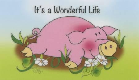 MAGNET PIG LIFE