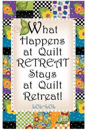 MAGNET QUILTING RETREAT