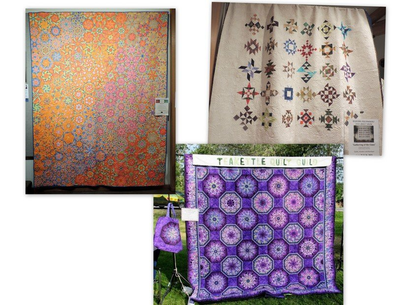 Raffle Quilts