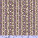 0639-1035 Full Circle - Leaf Stripe Purple