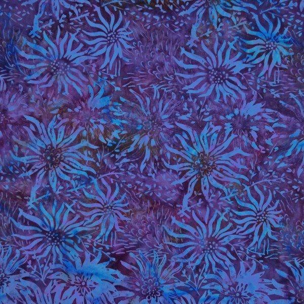 Batik ZO-12-9827 Boysenberry