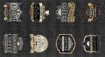 Brew 19850 12  24 x 44 Espresso Black