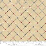 1265 14 - Star Stripe Gath Tan