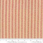 1268 13 - Star Stripe Gath Tan Red