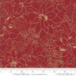 Cardinal Song Metallic Crimson - 33421 12M