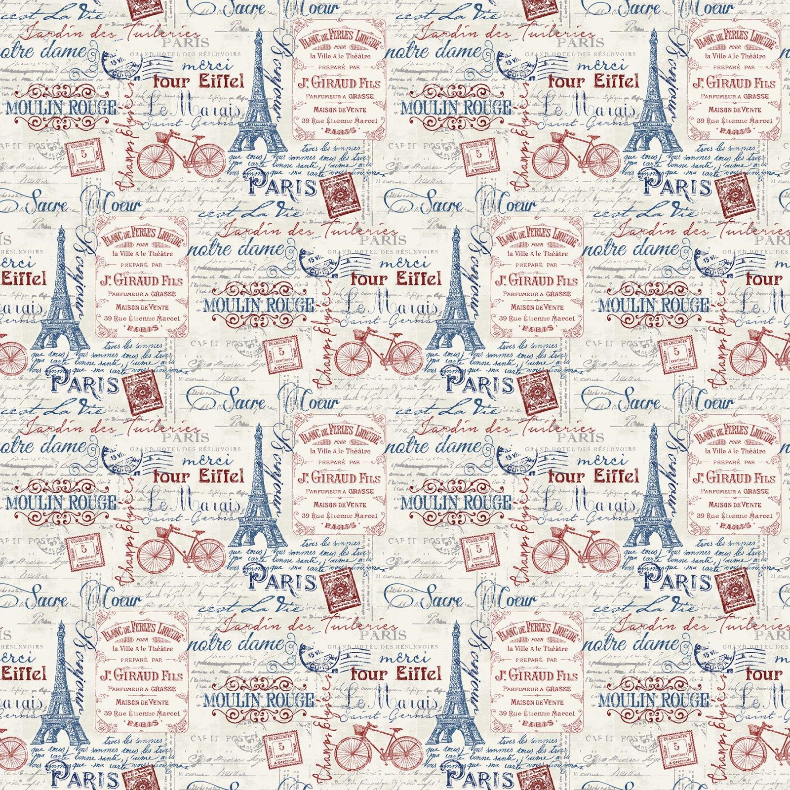 22355-12 Paris - Always a good idea!
