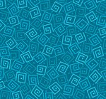 Harmony - Flannel SQUARES DEEP OCEAN
