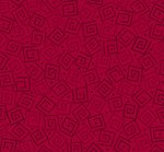 Harmony - Flannel SQUARES CRIMSON