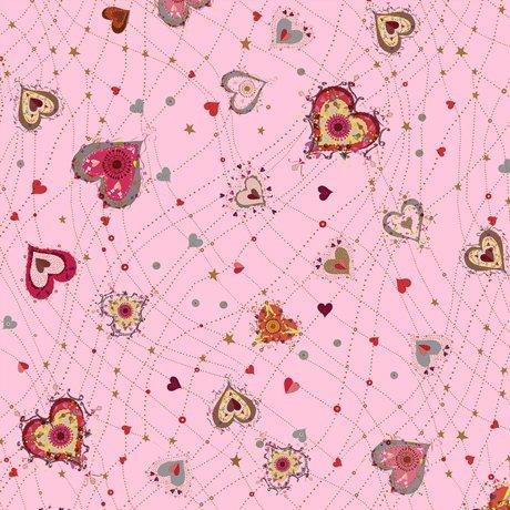 26890-P WITH LOVE MEDIUM HEARTS