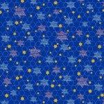 Happy Hanukkah STARS NAVY