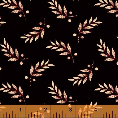 50176-1 - Wisdom - Sprigs Black