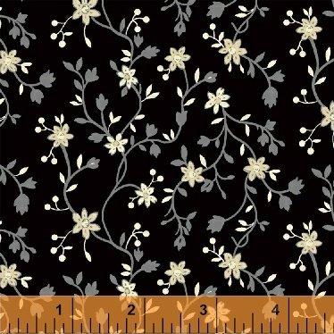 50178-4 - Wisdom - Floral Vine Grey