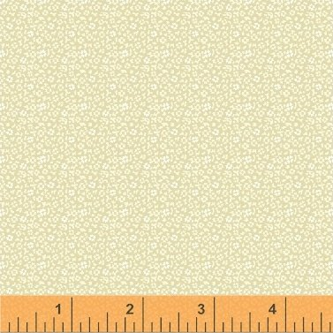 50180-3 - Wisdom - Flower Dot Cream