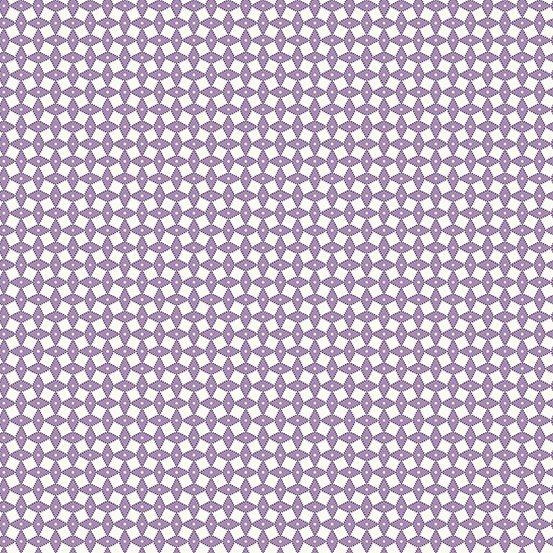 Lottie Ruth - Purple Diamonds